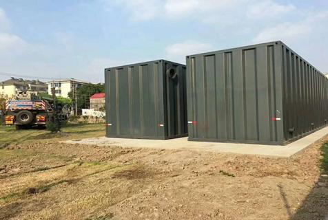 贵州小型生活一体化污水处理设备