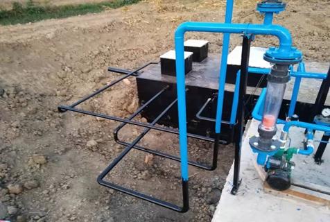 小区生活污水处理设备污水厂改造