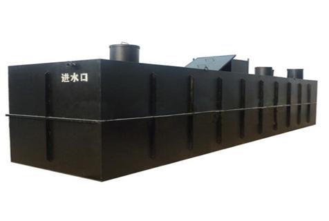 云南70吨污水处理设备