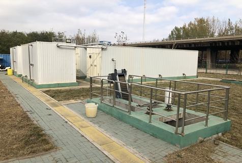 四川农村生活污水废水处理设备