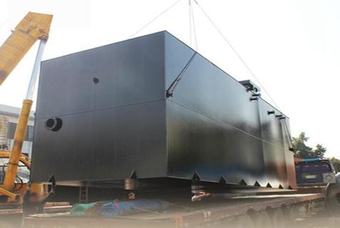 500吨污水处理设备污水厂整改