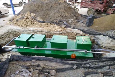 一级A水处理污水厂改造