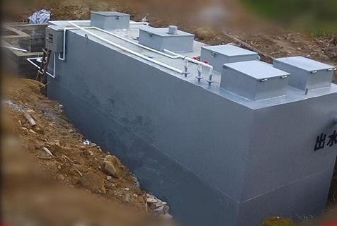 黑龙江大型污水处理