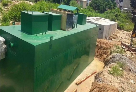 市政污水废水处理设备一体化厂家