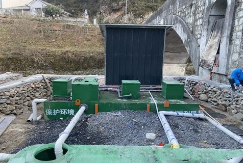 湖南医院一体化污水处理设备