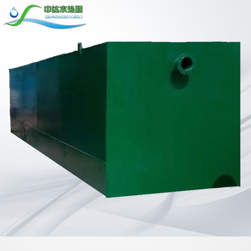 影响工业污水处理设备的工艺的因素
